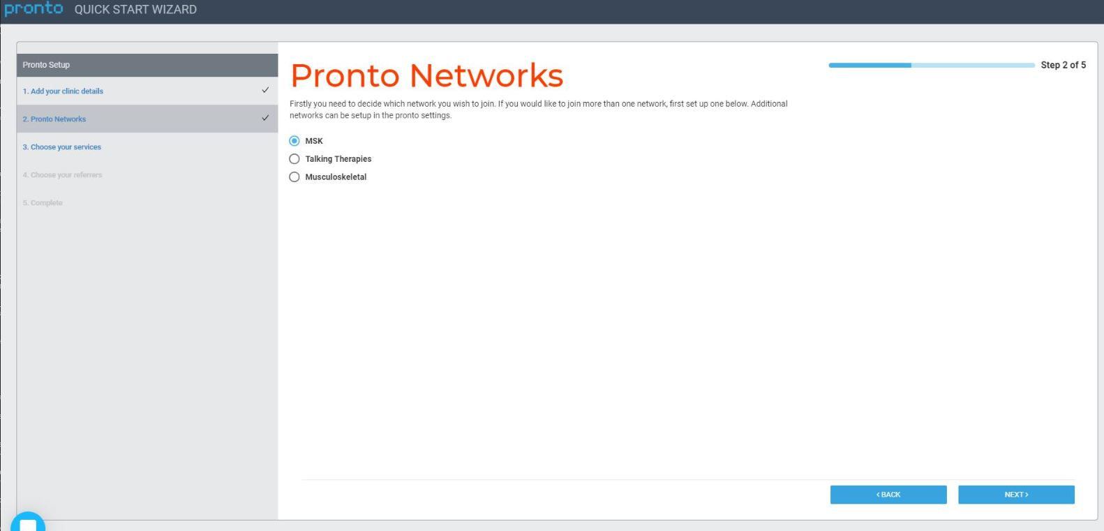 Network Selection